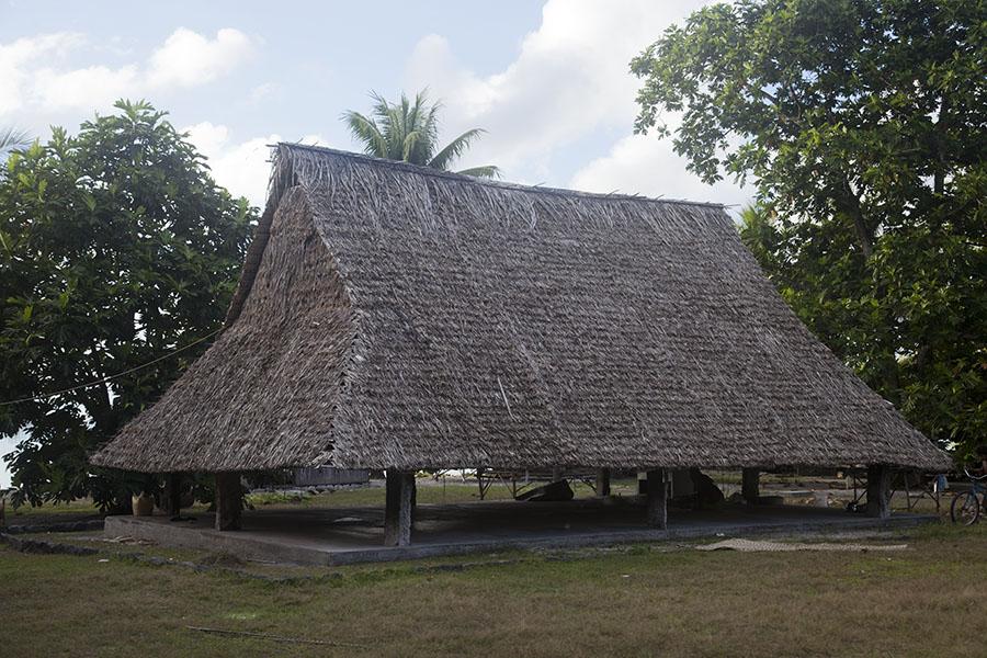 Maneaba, gemeenschapsruimte